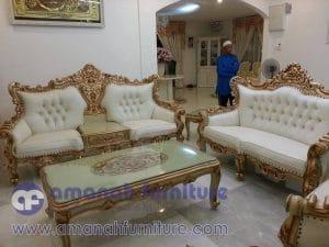 Sofa Ukir Mewah Eolo Jati Jepara