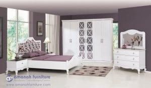 Set Kamar Minimalis Talita Furniture Jepara
