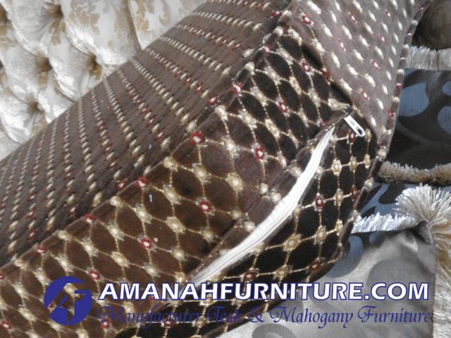 Sofa Dudukan Di Lengkapi Dengan Zipper