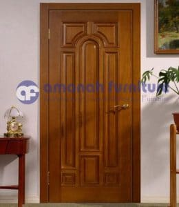 Daun Pintu Rumah dan Kamar Jati Jepara