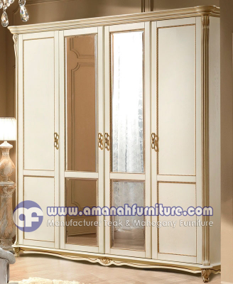 Jual Lemari Pakaian Klasik  Pintu