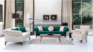 Sofa Tamu Minimalis Modern Chester