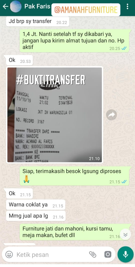 Pak Faris Jakarta 1