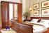 Set Tempat Tidur Minimalis Modern Jati Loncini