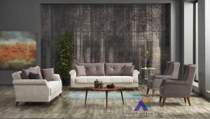 Sofa Ruang Tamu Minimalis Modern Family
