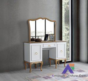 Set Tempat Tidur Mewah Modern Klasik Jepara