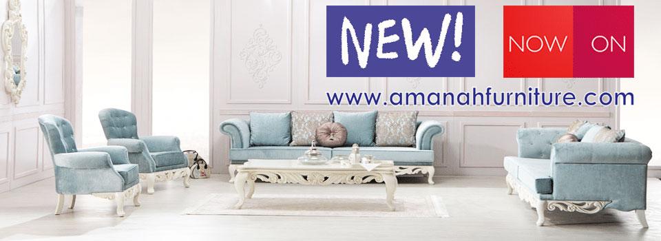 Toko Mebel Online Amanah Furniture